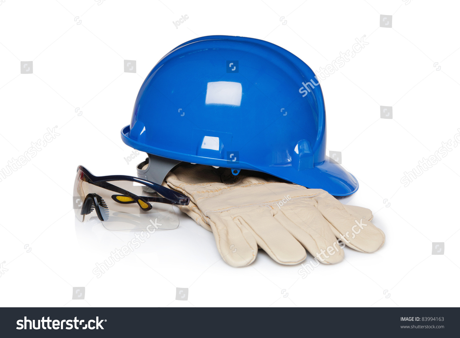 PowerPoint Template: occupational health safety ...